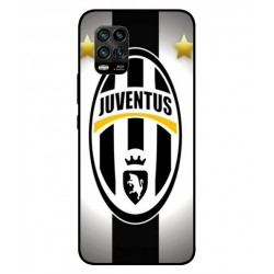 Durable Juventus Cover For Xiaomi Mi 10 Youth 5G