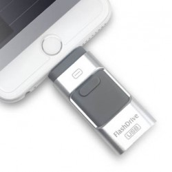 Memoria Esterna Flash Lightning Per iPhone 5s
