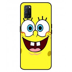 Durable SpongeBob Cover For Oppo A92