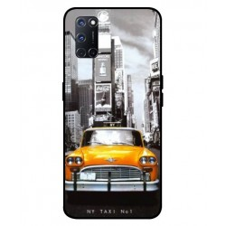 Durable New York Cover For Oppo A92