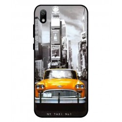 Durable New York Cover For Huawei Y5 2019