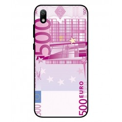 Durable 500 Euro Note Cover For Huawei Y5 2019