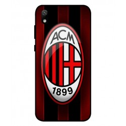 Durable AC Milan Cover For Huawei Y5 2019
