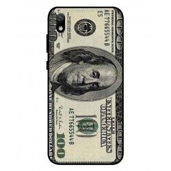 Durable 100 Dollar Note Cover For Huawei Y5 2019