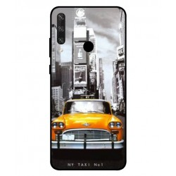 Durable New York Cover For Huawei Y6p