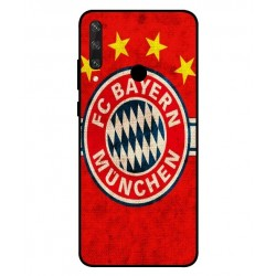 Durable Bayern De Munich Cover For Huawei Y6p