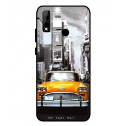 Durable New York Cover For Huawei Y8s