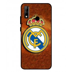 Durable Real Madrid Cover For Huawei Y8s