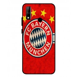 Durable Bayern De Munich Cover For Huawei Y8s