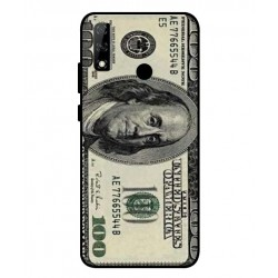 Durable 100 Dollar Note Cover For Huawei Y8s