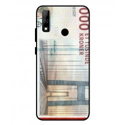 1000 Danish Kroner Note Cover For Huawei Y8s