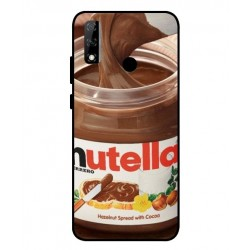 Durable Nutella Cover For Huawei Y8s