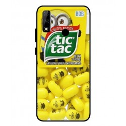 Durable TicTac Cover For Huawei Y8s