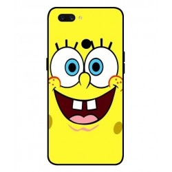 Durable SpongeBob Cover For Oppo A12