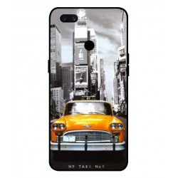 Durable New York Cover For Oppo A12