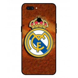 Durable Real Madrid Cover For Oppo A12