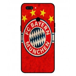 Durable Bayern De Munich Cover For Oppo A12