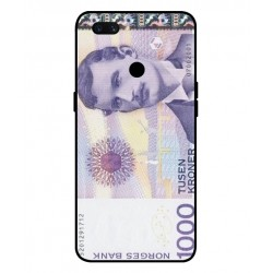 1000 Norwegian Kroner Note Cover For Oppo A12
