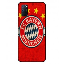 Durable Bayern De Munich Cover For Oppo A52