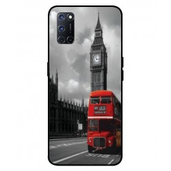 Durable London Cover For Oppo A72