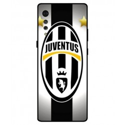 Durable Juventus Cover For LG Velvet