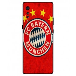 Durable Bayern De Munich Cover For LG Velvet