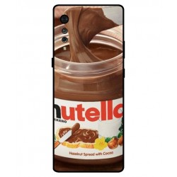 Durable Nutella Cover For LG Velvet