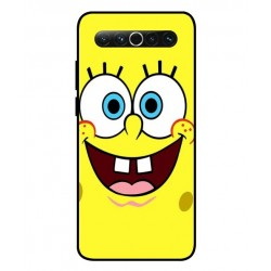 Durable SpongeBob Cover For Meizu 17