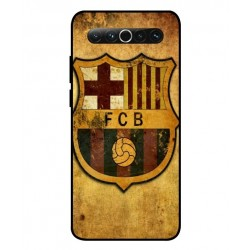 Durable FC Barcelona Cover For Meizu 17