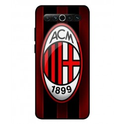 Durable AC Milan Cover For Meizu 17