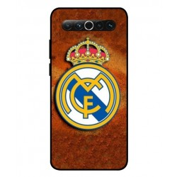 Durable Real Madrid Cover For Meizu 17