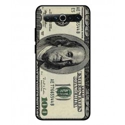 Durable 100 Dollar Note Cover For Meizu 17