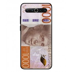 Durable 1000Kr Sweden Note Cover For Meizu 17