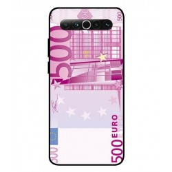 Durable 500 Euro Note Cover For Meizu 17