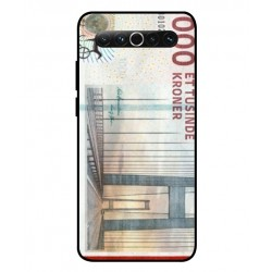 1000 Danish Kroner Note Cover For Meizu 17