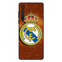 Durable Real Madrid Cover For Motorola Edge