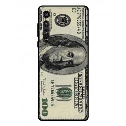 Durable 100 Dollar Note Cover For Motorola Edge