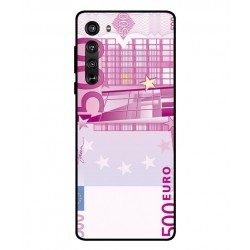 Durable 500 Euro Note Cover For Motorola Edge