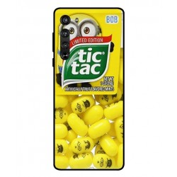 Durable TicTac Cover For Motorola Edge