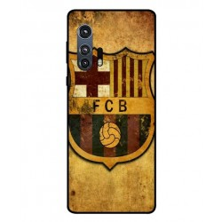 Durable FC Barcelona Cover For Motorola Edge Plus
