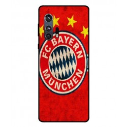 Durable Bayern De Munich Cover For Motorola Edge Plus