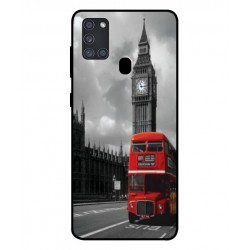 Durable London Cover For Samsung Galaxy A21s