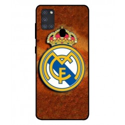 Durable Real Madrid Cover For Samsung Galaxy A21s