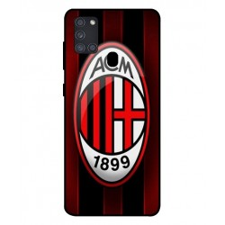 Durable AC Milan Cover For Samsung Galaxy A21s