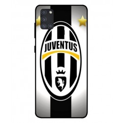 Durable Juventus Cover For Samsung Galaxy A21s