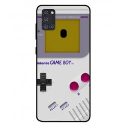 Durable GameBoy Cover For Samsung Galaxy A21s