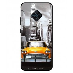 Durable New York Cover For Vivo X50 Lite