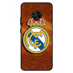 Durable Real Madrid Cover For Vivo X50 Lite
