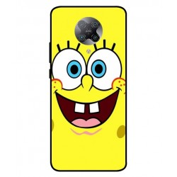 Durable SpongeBob Cover For Xiaomi Poco F2 Pro