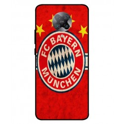 Durable Bayern De Munich Cover For Xiaomi Poco F2 Pro